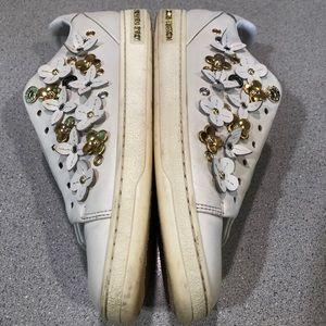 Louis Vuitton Frontrow Sneakers Sz 7 (37)